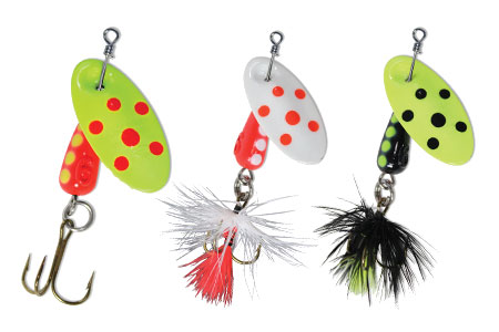 New: Spotted-Glo Lures