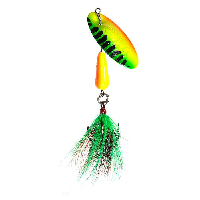 Fire Tiger Large Bucktails PM LB FT