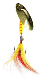 Gold Yellow Large Bucktailes PM LB GYR