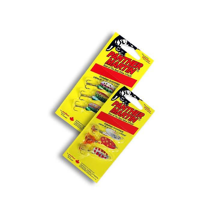 Lure Kits 3-Packs