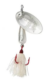 Red Hooks All Silver White Feather PM ASWF RH