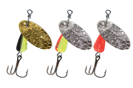 New: Hammered Lures