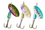 Holographic Trout Fishing Lures