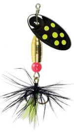 Black Panther Fly, Chartreuse