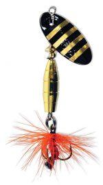 Panther Martin Xtra Long, Fly, Zebra Orange